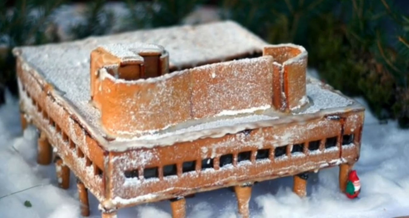 Nine Modernist Gingerbread Masterpieces - rchitizer - ^